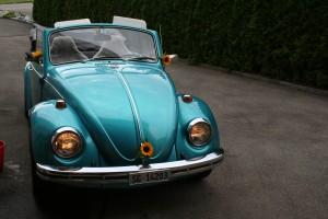 VW Käfer Jahrgang 1968