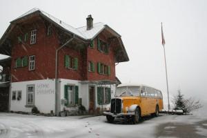 Fahrten im Winter